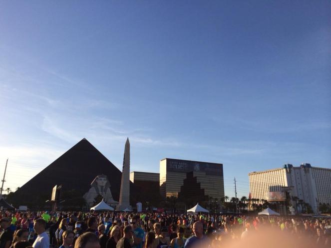 Vegas Race